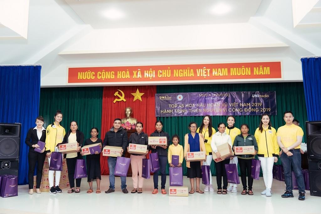nhung hoat dong cong dong tai bao loc da lat cua top 45 hoa hau hoan vu viet nam 2019