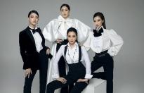 Tiểu Vy - Đỗ Mỹ Linh - Lương Thùy Linh 'lột xác' với phong cách menswear