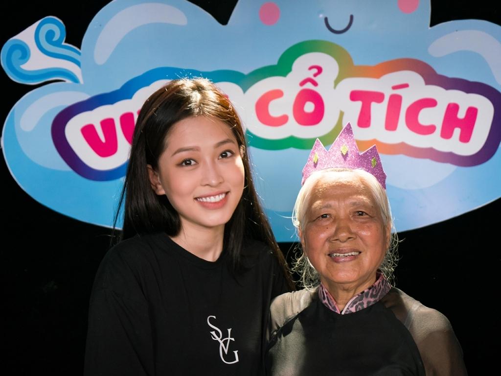 Á hậu Phương Nga, diễn viên Dương Thanh Vàng đồng hành cùng chương trình 'Người đẹp nhân ái'