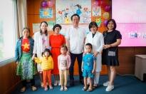 Thí sinh 'Hoa hậu Việt Nam' thắp lên hy vọng cho những người phụ nữ kém may mắn