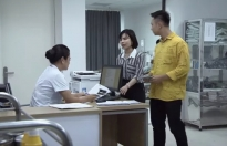 'Lửa ấm' tập 31: Thủy 'giận cá chém thớt', người nhà bệnh nhân nổi cáu bức xúc