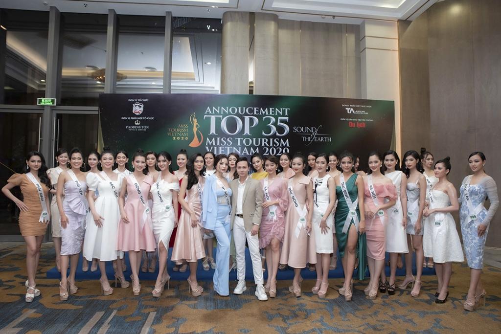 cong bo top 32 thi sinh vao ban ket va chung ket miss tourism vietnam 2020
