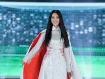 Chung kết 'Hoa hậu Việt Nam 2020': 5 Hoa hậu của Thập kỷ hương sắc cùng hội tụ trong phần thi áo dài