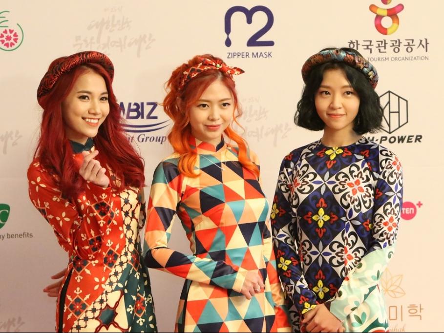 Nhóm Lime bất ngờ đạt giải thưởng Nghệ sĩ nước ngoài châu Á tại Hàn Quốc