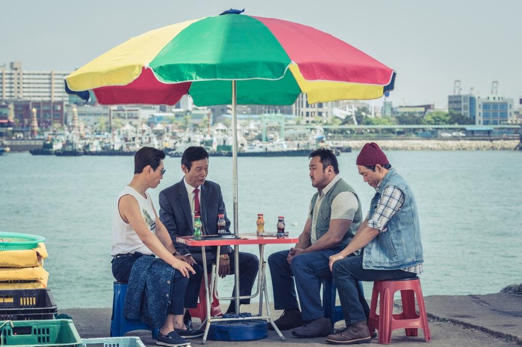 gang to tai xuat chinh sua kich ban suot 5 nam de phu hop voi the rock han quoc ma dong seok
