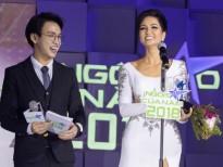 Vừa trở về Việt Nam, Hoa hậu H'Hen Niê được vinh danh 'Ngôi sao vì cộng đồng'