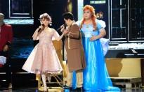 Sơn Ca & Khưu Huy Vũ mang cả xưởng búp bê lung linh lên sân khấu 'Tuyệt đỉnh song ca'