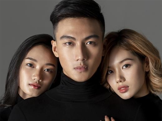 truoc gio g top 3 the face vietnam 2018 tung bo anh dung chuan guong mat nguoi mau viet nam