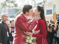 Lễ Vu quy ngọt ngào, hạnh phúc của MC Hoàng Oanh và hôn phu Jack Cole