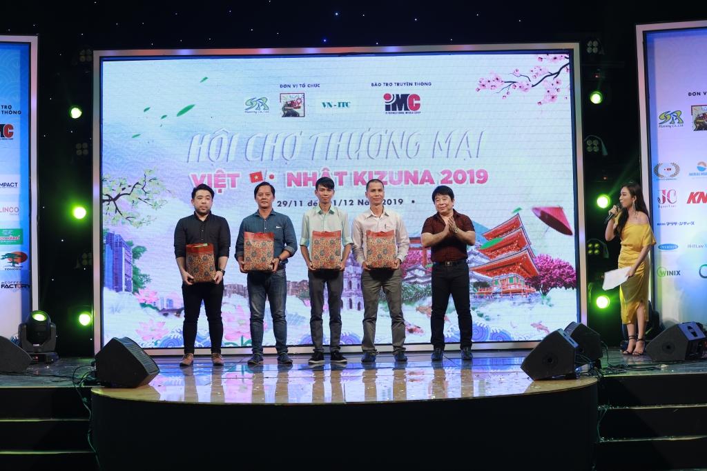 hoi cho thuong mai viet nhat kizuna 2019 co hoi giao thuong rong mo cho cac doanh nghiep