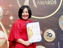 the face vietnam 2018 dat giai chuong trinh truyen hinh giai tri xuat sac nhat viet nam tai singapore
