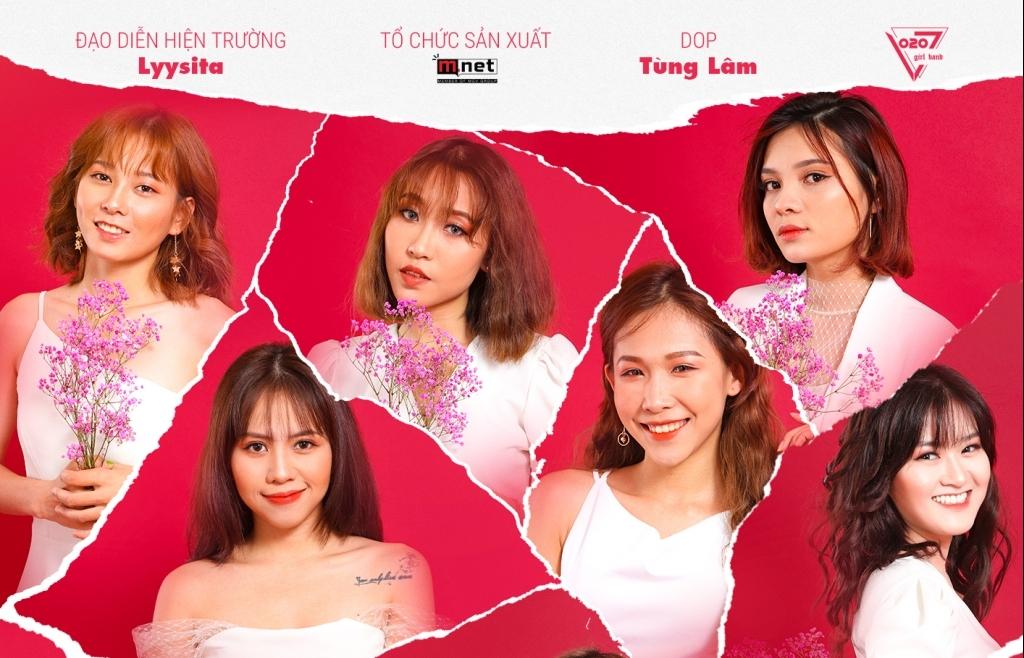 O2O Girl Band - nhóm nhạc đầu tiên được đầu tư làm phim ca nhạc