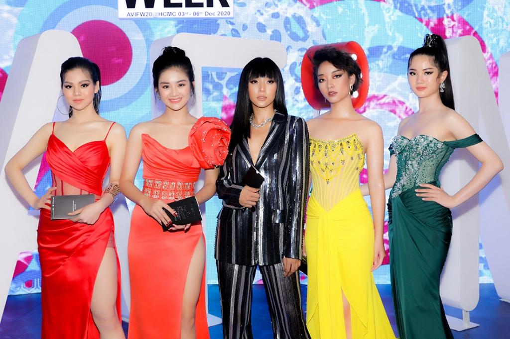 top 5 miss tourism vietnam 2020 tham du tuan le thoi trang quoc te