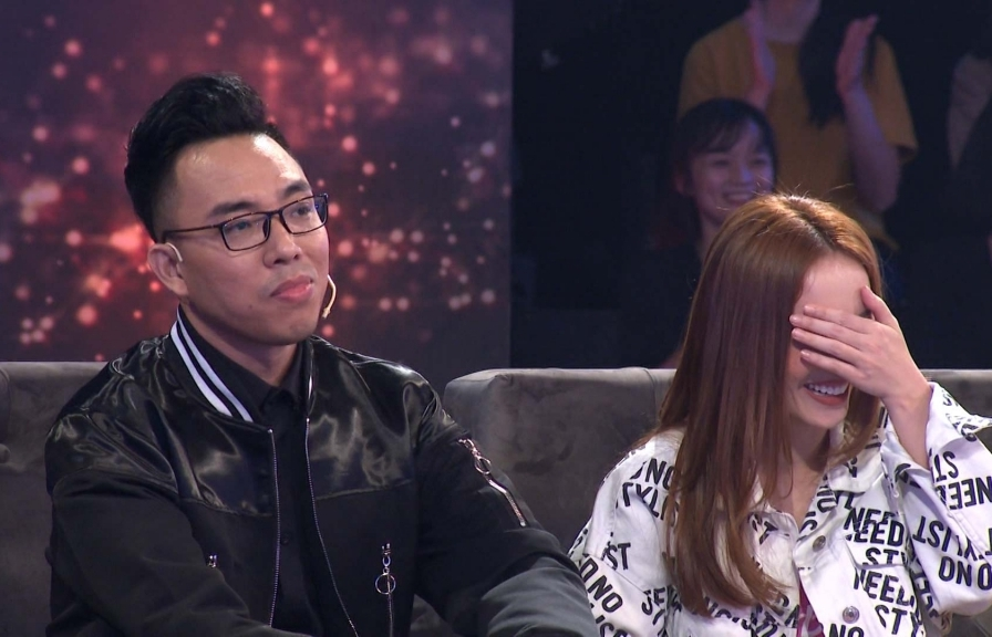 Hết 'thả thính' Yến Trang, Nguyễn Hồng Thuận lại nhảy tái hiện hit của Mây Trắng, MTV