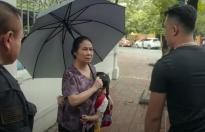 'Hồ sơ cá sấu' tập 10: Con gái Nguyệt bị đe dọa