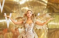 H'Hen Niê gây ấn tượng khi trở thành 'Nữ thần Mặt trời'