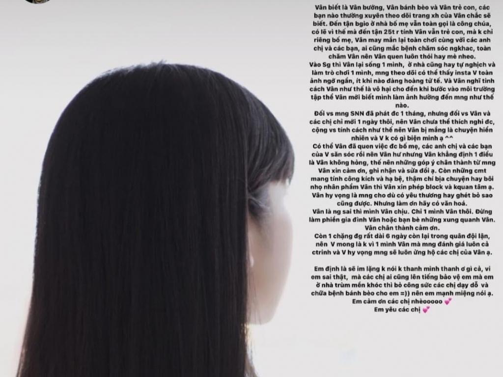 'Sao nhập ngũ 2020': Có nên quá khắt khe với Khánh Vân?
