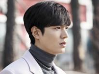 Lee Min Ho chưa nhận được thông báo nhập ngũ trong năm nay