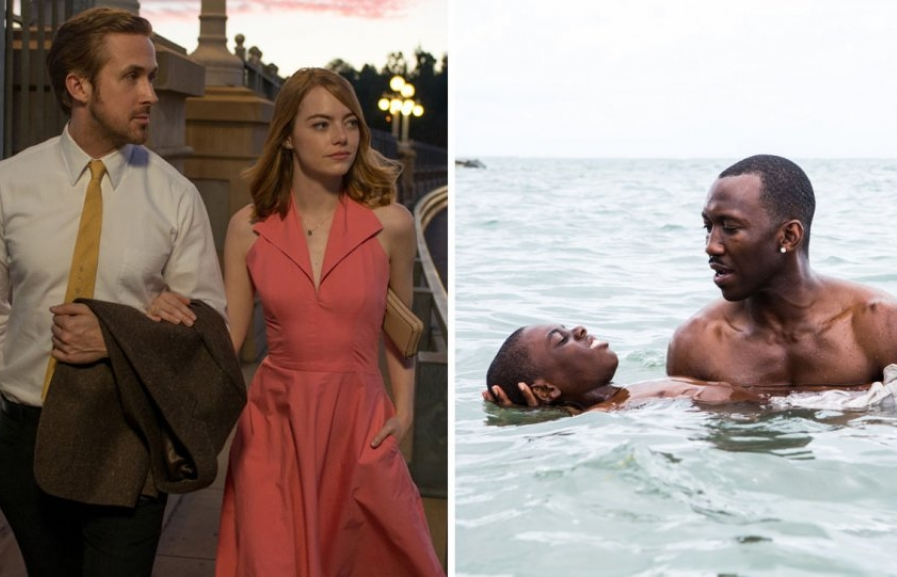 moonlight thang la la land tai dem trao giai writers guild awards