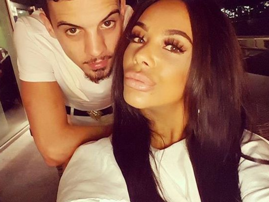 chelsee healey bat khoc khi biet co thai voi jack malloy