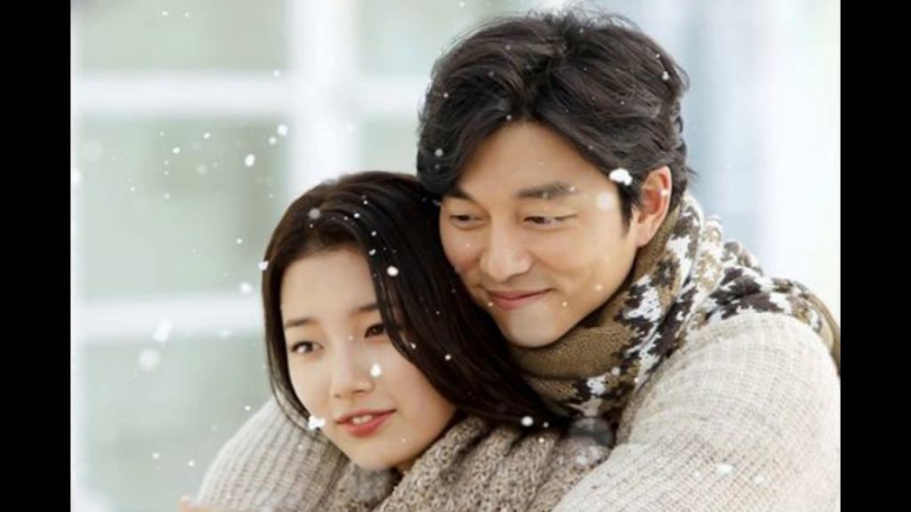 gong yoo va suzy hot nhat trong ngay valentine trang