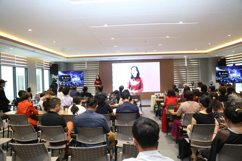 Toàn cảnh Hội thảo Nền công nghiệp Điện ảnh Việt Nam – Phát triển bền vững và mang tính cạnh tranh quốc tế