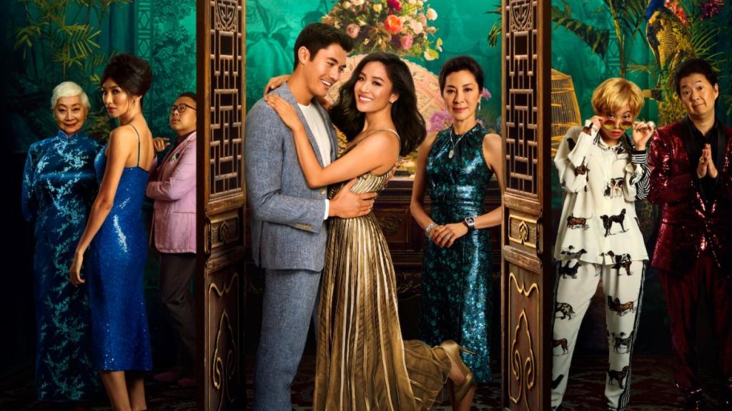 Những phim Crazy Rich Asians ở Hollywood chưa nhiều