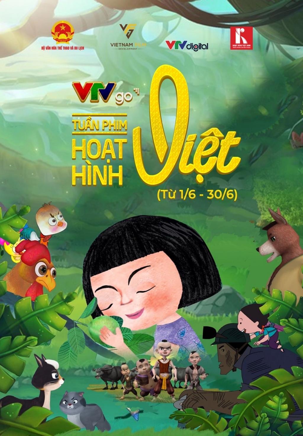 Có thể nói, đây cũng là dịp hiếm hoi, các bạn nhỏ có cơ hội được thưởng thức đồng thời nhiều chủ đề phim hoạt hình Việt Nam như vậy