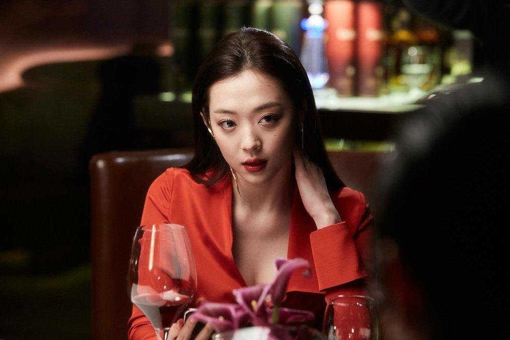 sulli khang dinh nhung canh nude va sex la khong the thieu trong bo phim real