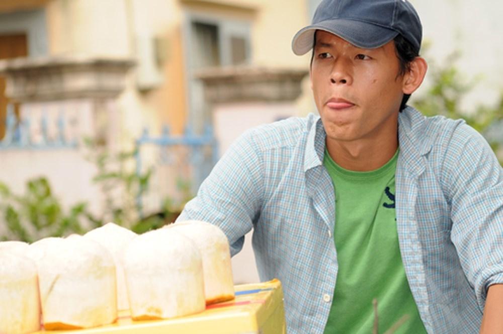 Vai anh chàng bán dừa của Tấn Trường