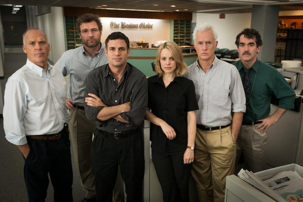 Những nhà báo ấn tượng trên màn ảnh thế giới