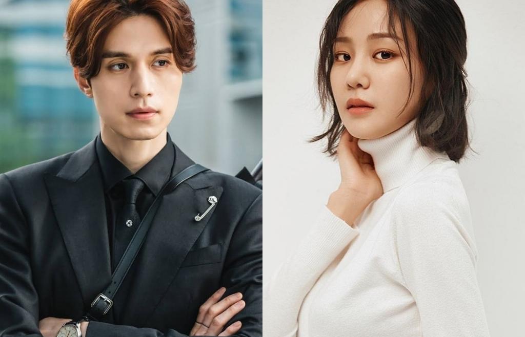 Lee Dong Wook nên duyên cùng mỹ nhân Han Ji Eun trong dự án phim siêu anh hùng