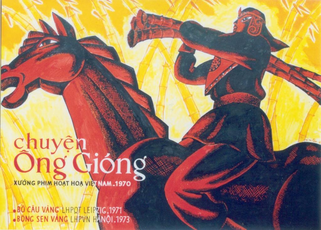 Chuyện ông Gióng - tác phẩm nổi tiếng của đạo diễn Ngô Mạnh Lân