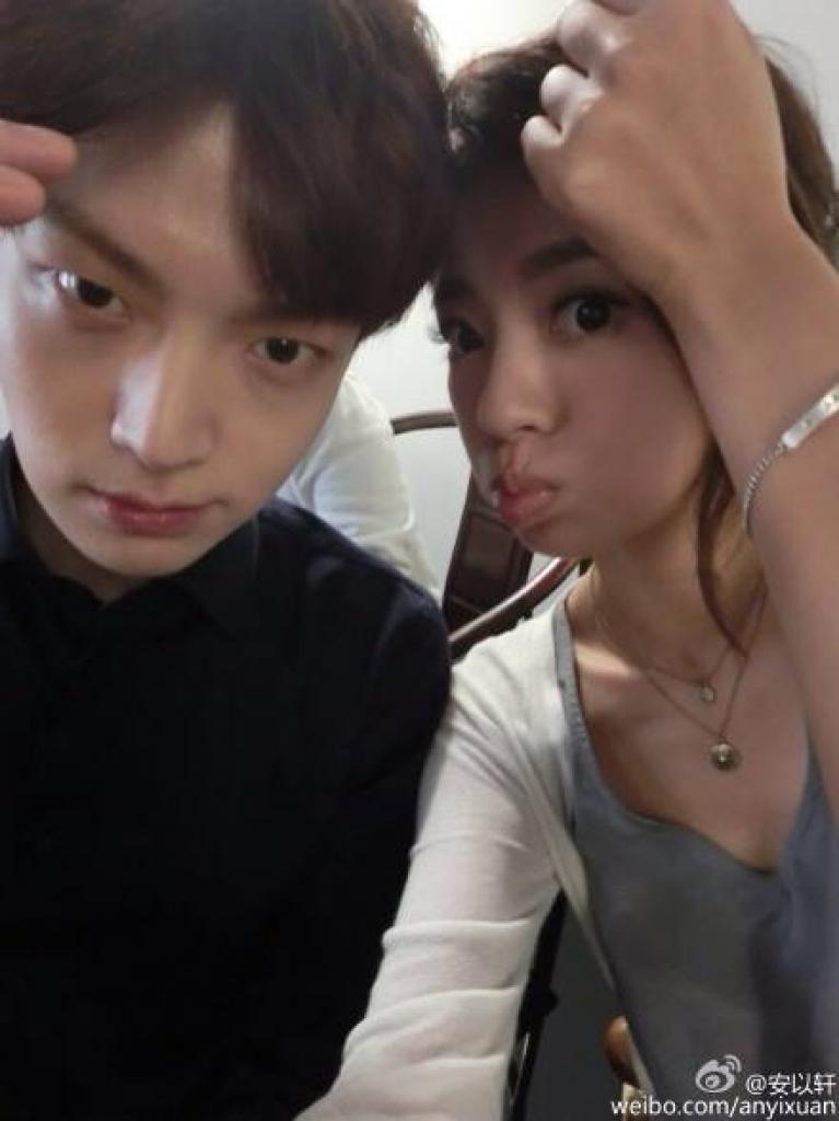 ahn jae hyun tu suong cung my nhan dai loan