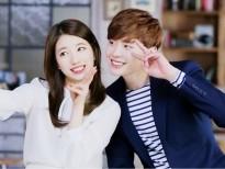 suzy xac nhan dong cap lee jong suk trong phim moi