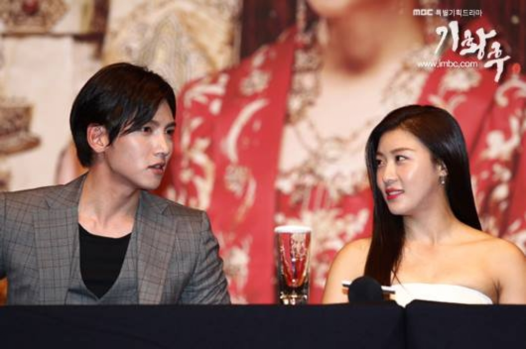 ji chang wook noi ve tin don tinh cam voi yoona