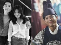 park bo gum doi dau song joong ki va song hye kyo