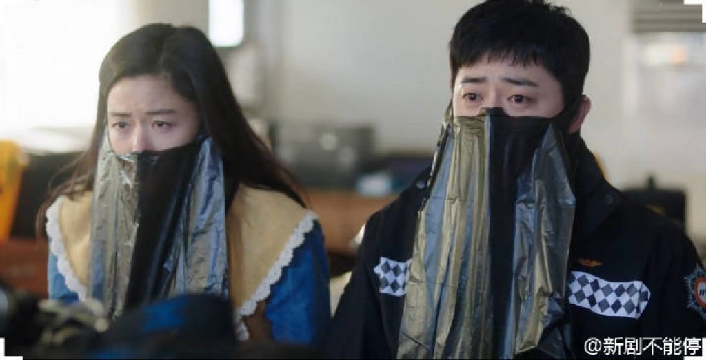 lee min ho danh ghen jo jeong suk trong huyen thoai bien xanh