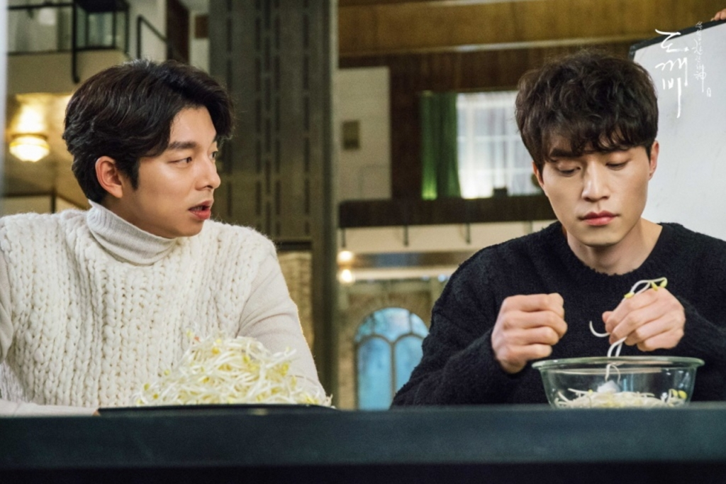 dinh menh khien gong yoo va lee dong wook tro thanh anh em tren man anh