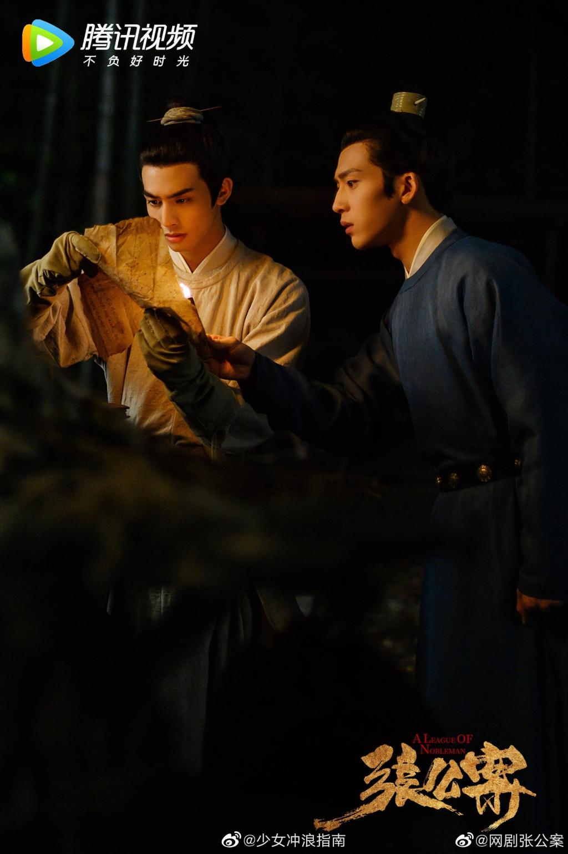 'Trương Công Án' chuẩn bị lên sóng, Tống Uy Long bị cư dân mạng dập tàn tạ vì trình diễn xuất dở tệ
