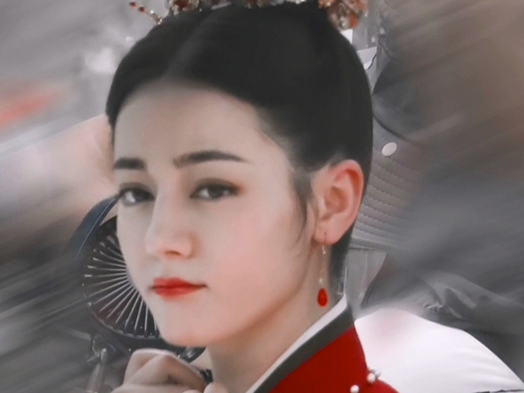Lộ tạo hình mới, xinh đẹp ngất ngây của Địch Lệ Nhiệt Ba trong 'An Lạc Truyện'