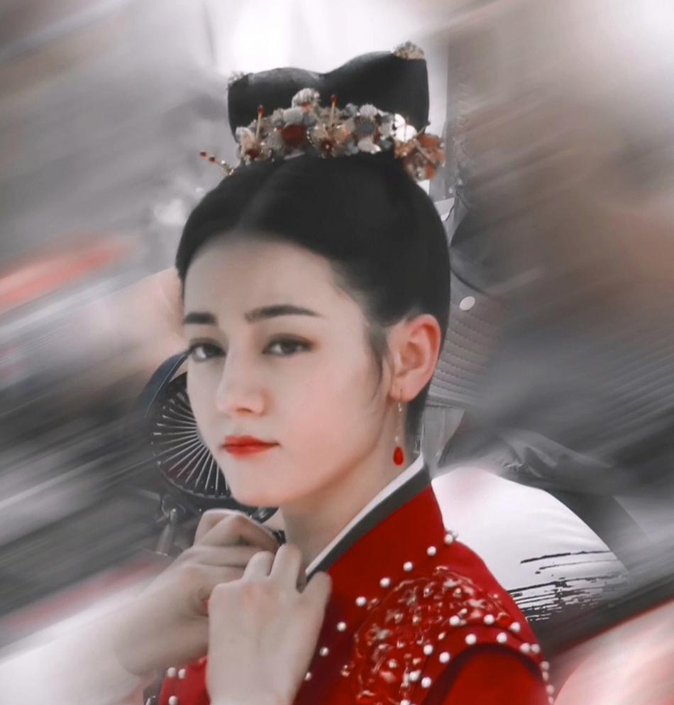 Lộ tạo hình mới xinh đẹp ngất ngây của Địch Lệ Nhiệt Ba trong 'An Lạc Truyện'
