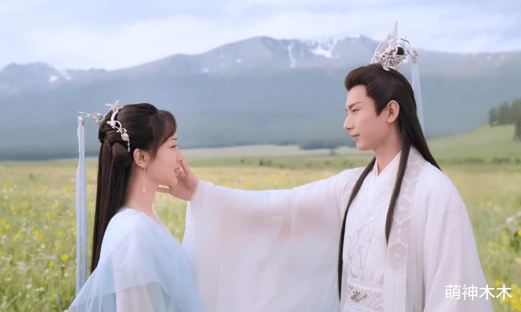 'Trầm Vụn Hương Phai': Tạo hình của Thành Nghị đụng hàng 'Lưu Ly', Dương Tử sinh ra để đóng phim tiên hiệp