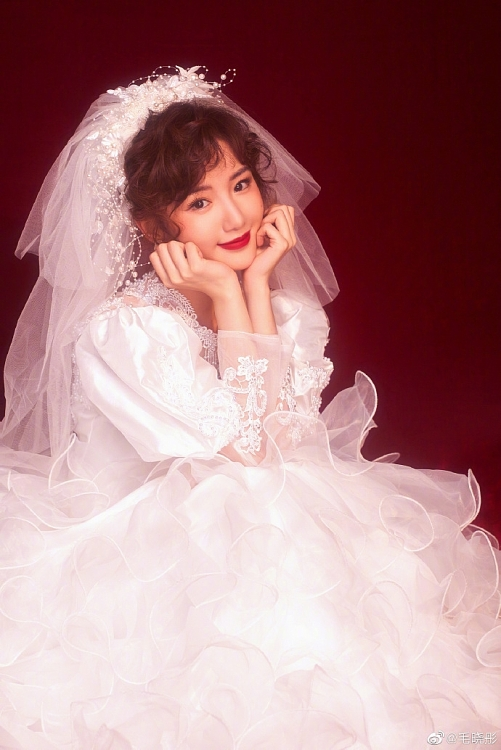'Những đứa con nhà họ Kiều': Mao Hiểu Đồng khiến khán giả đổ rạp với tạo hình cô dâu xinh xắn, mộng mơ