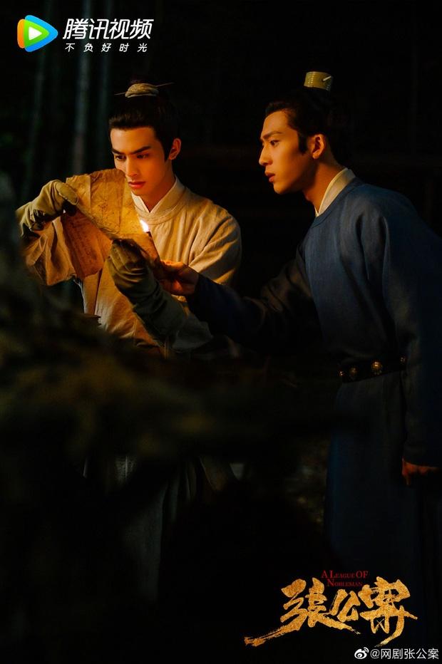Phim đam mỹ Trung Quốc 'sốt vó' cải biên: 'Hạo Y Hành' của La Vân Hi và Trần Phi Vũ bị biến chất?