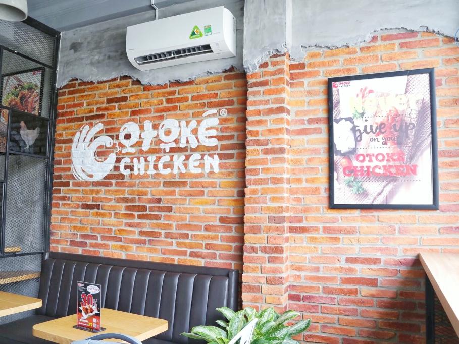otoke chicken thuong thuc ga ran kieu han