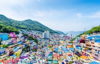 doi canh thien than o busan