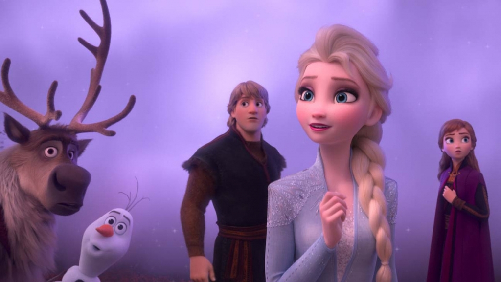 frozen 2 tro thanh phim hoat hinh co doanh thu cao nhat tai han quoc