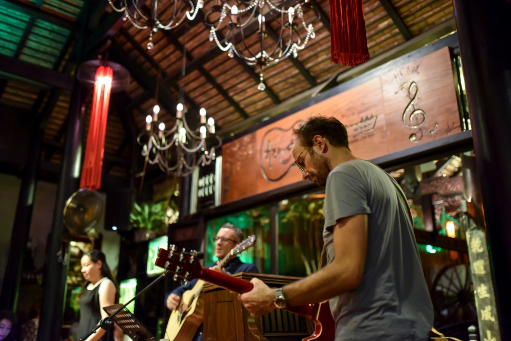 acoustic haven coffee co mot net hue o sai gon