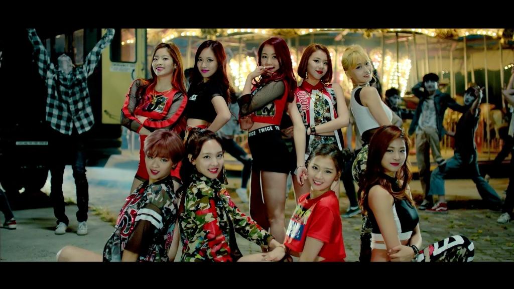 kpop music video nhung yeu to lam nen su hap dan cua 4 phut ngan ngui